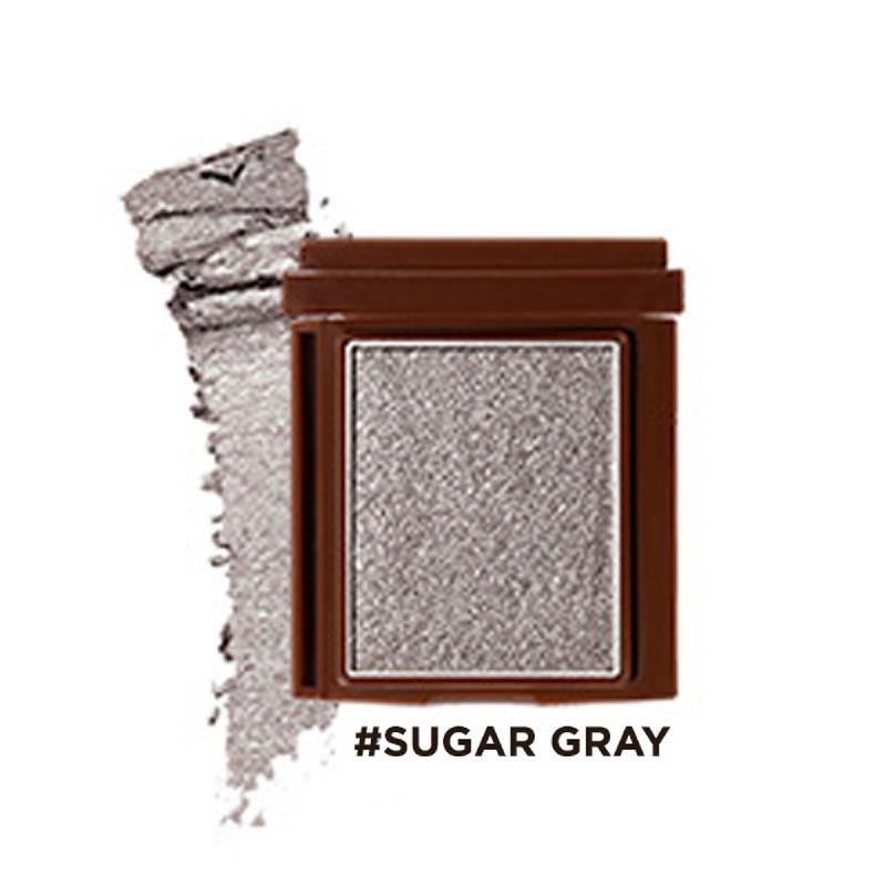 16brand Brickit Shadow Creamy Line - Sugar Gray