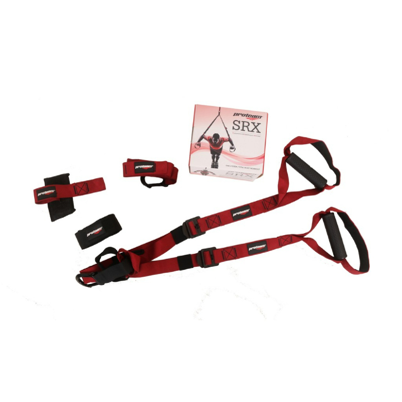 PROTEAM SRX Suspension & Resistance Exercise - Merah