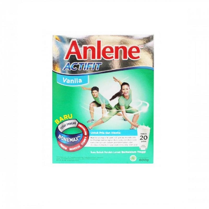 Anlene Actifit Vanila 600G