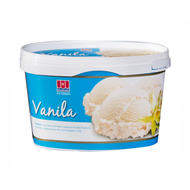 Diamond Vanilla Reg 700Ml
