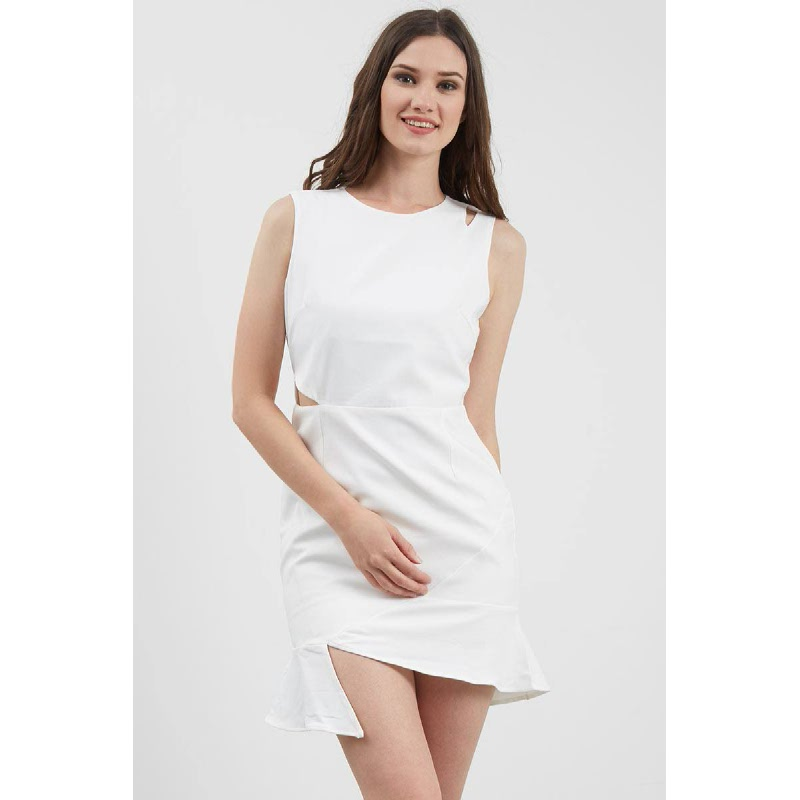 GW Hoya Dress in White