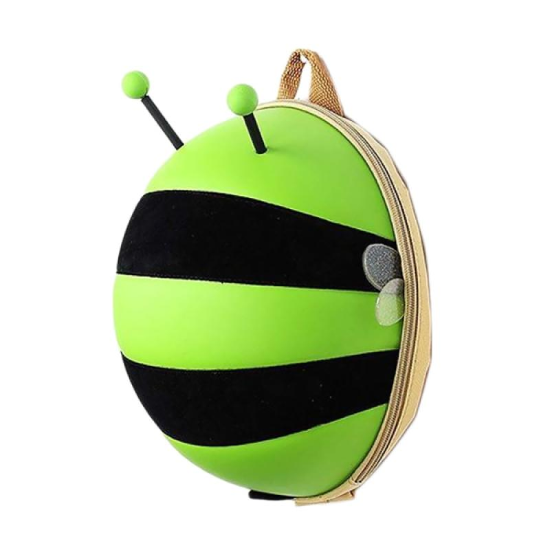 J&J Kids Bumblebee Backpack - Green