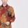 Asana Batik Lengan Panjang Talama Brown