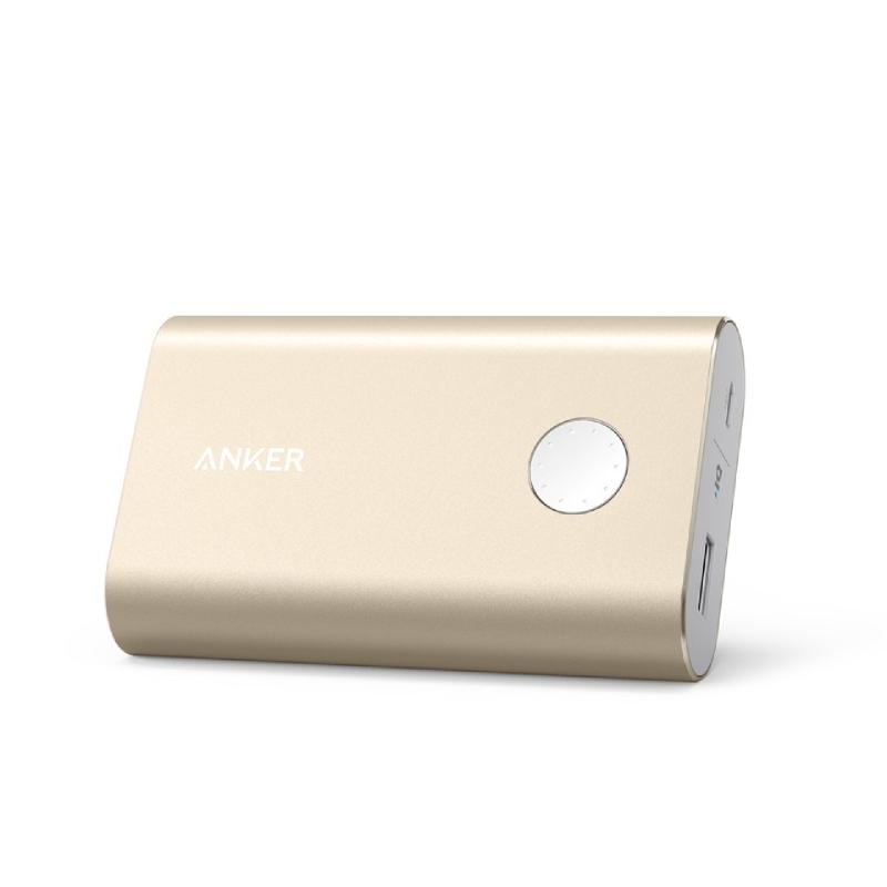 Anker Power Bank Powercore+10050  A13100B1 - Gold