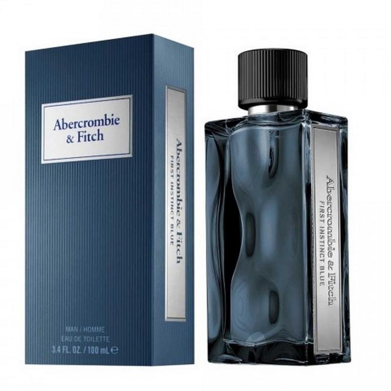 Abercrombie & Fitch First Instinct Blue Man