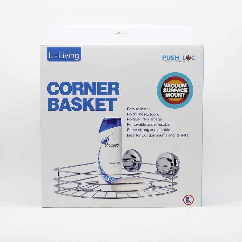 L Living Corner Basket Aw177N
