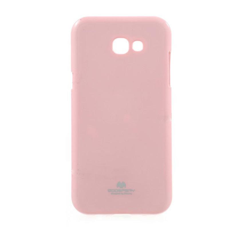 Goospery Jelly Case Samsung Galaxy A7 2017 - Hitam