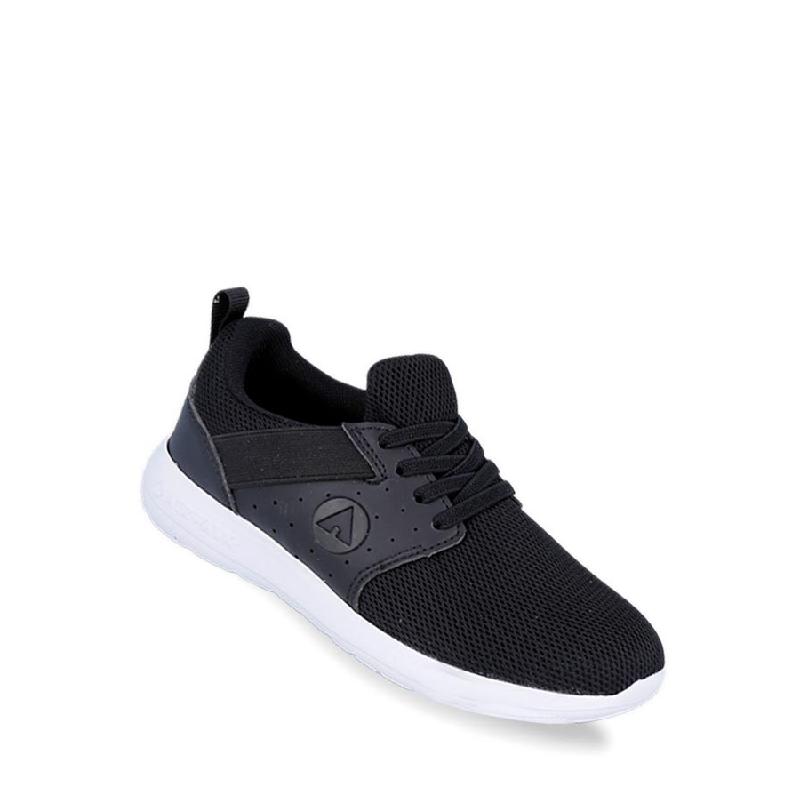 Airwalk Leo Jr Boys Sneakers Shoes Black