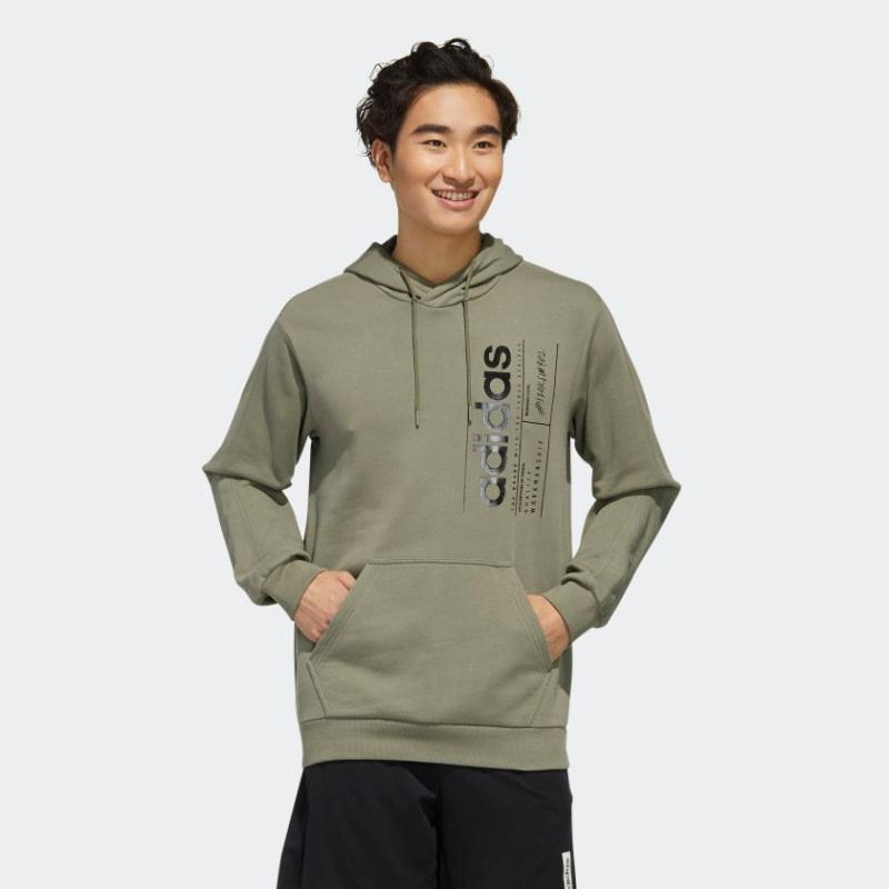 Adidas Brilliant Basics Hooded Sweatshirt FM6092