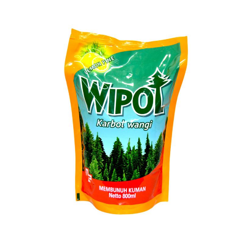 Wipol Lemon Pine Refill 780 Ml