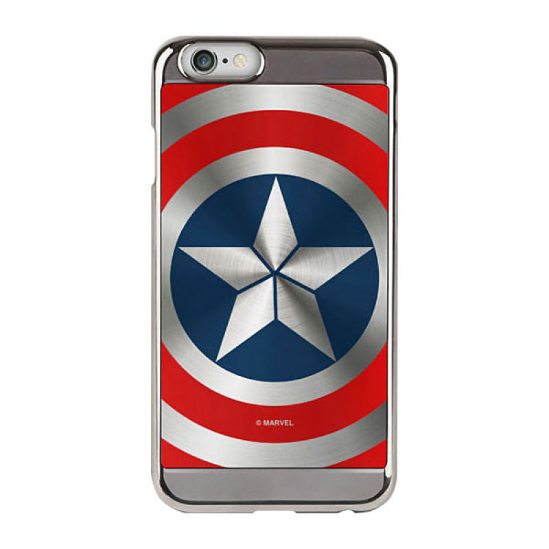 MARVEL Captain America Shield Case for iPhone 6 , 6s