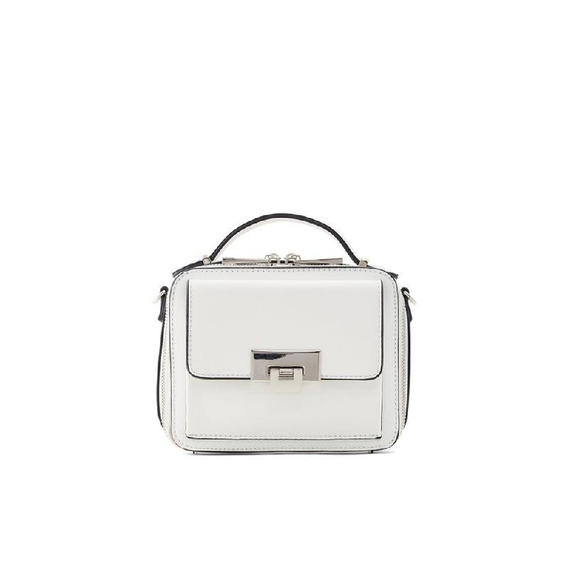 Aldo Top Handle Bags Ellane-100-White