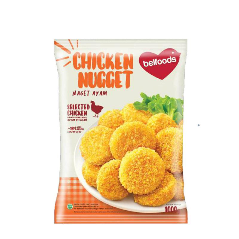 Belfoods Favorite Ayam Nugget 1000 gr