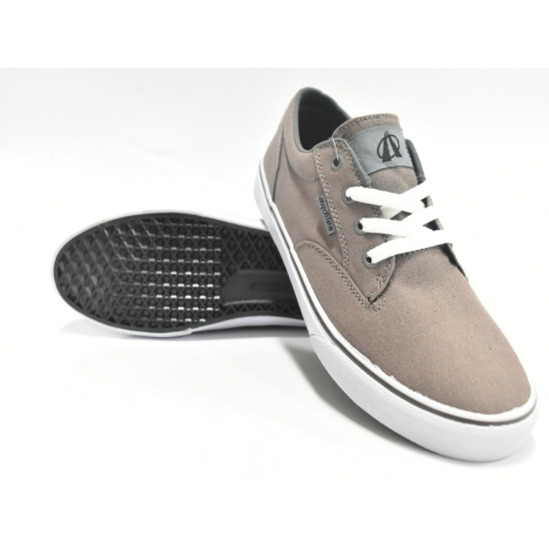 Ardiles Moscow Man Sneakers Shoes Grey