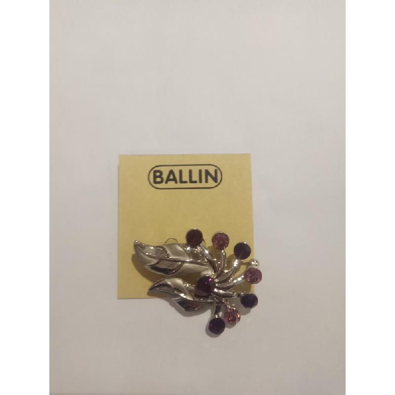 Ballin Women Brooch NM-BR050294SU Silver