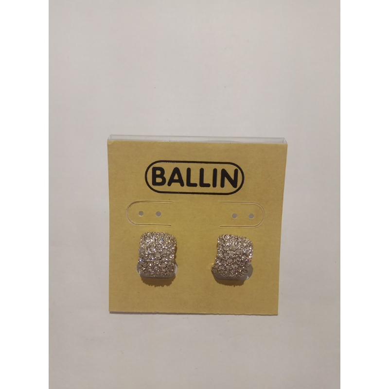 Ballin Women Earing GD-E5964S Silver