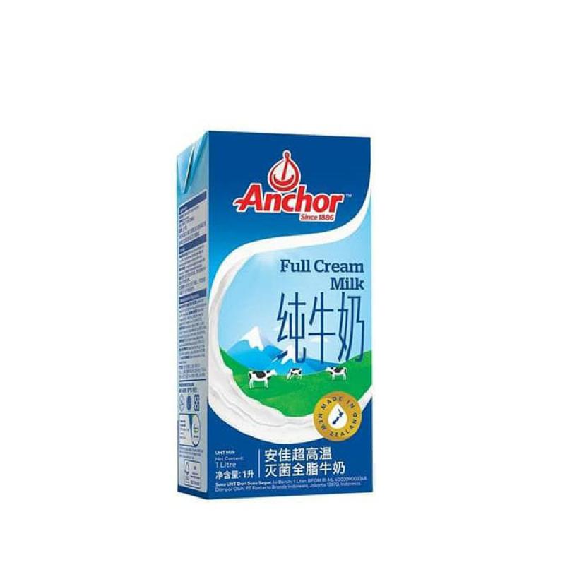 Anchor UHT Milk 1000Ml