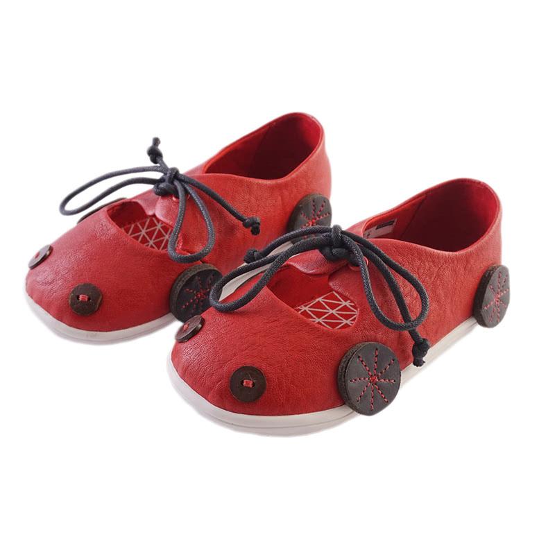 Aixaggio Bilmo Red Sepatu Bayi