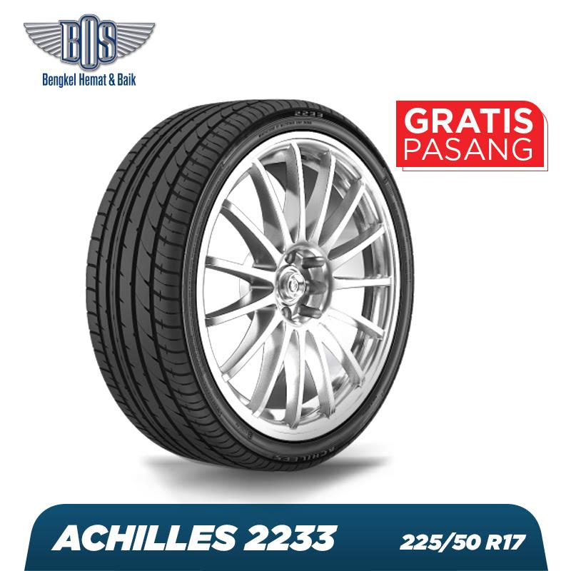 Achilles Ban Mobil  2233 - 225-50 R17 98V XL - GRATIS JASA PASANG DAN BALANCING