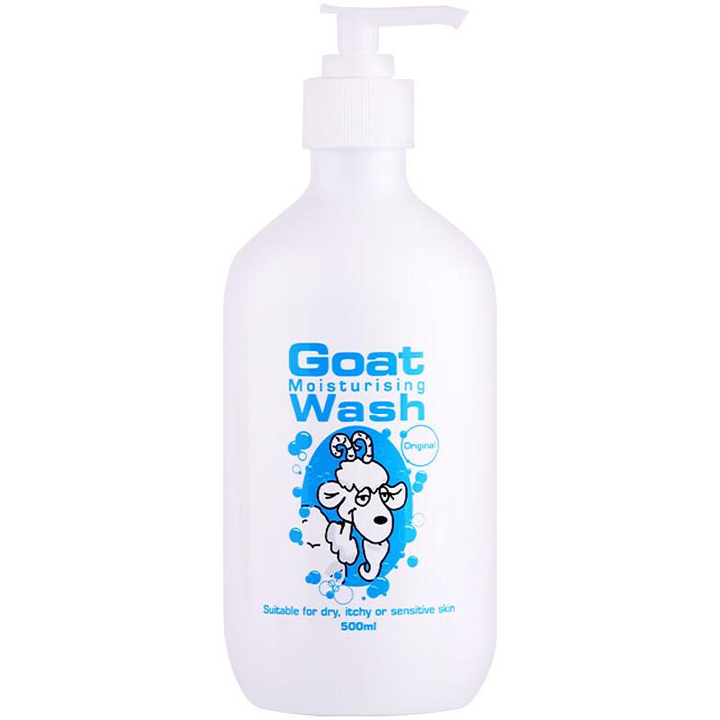 Core Metric Goat Body Wash 500ml