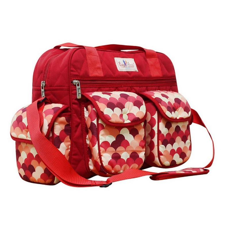 Baby Family Tas Besar 02BFT2301 Merah