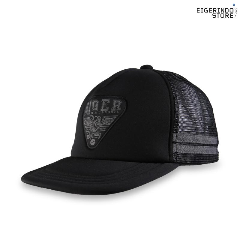 Eiger Riding Easy Ride Cap - Black