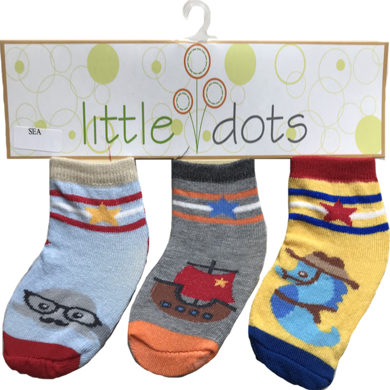 Baby Socks Sea