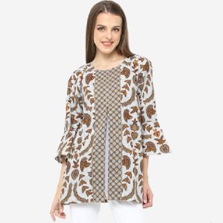 Baju Batik Wanita Jual Busana Batik Model Terbaru Ilotte