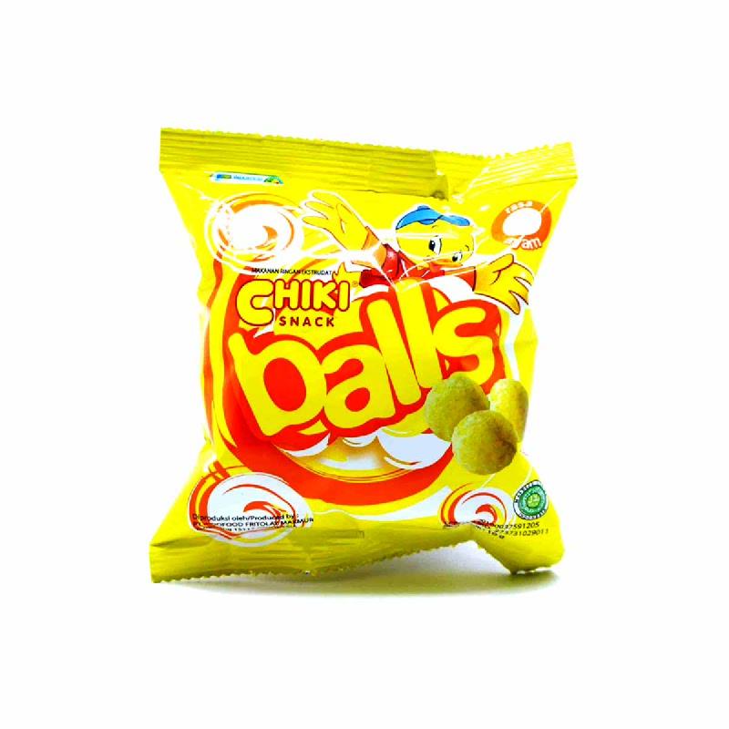 Chiki Balls Chicken 10g