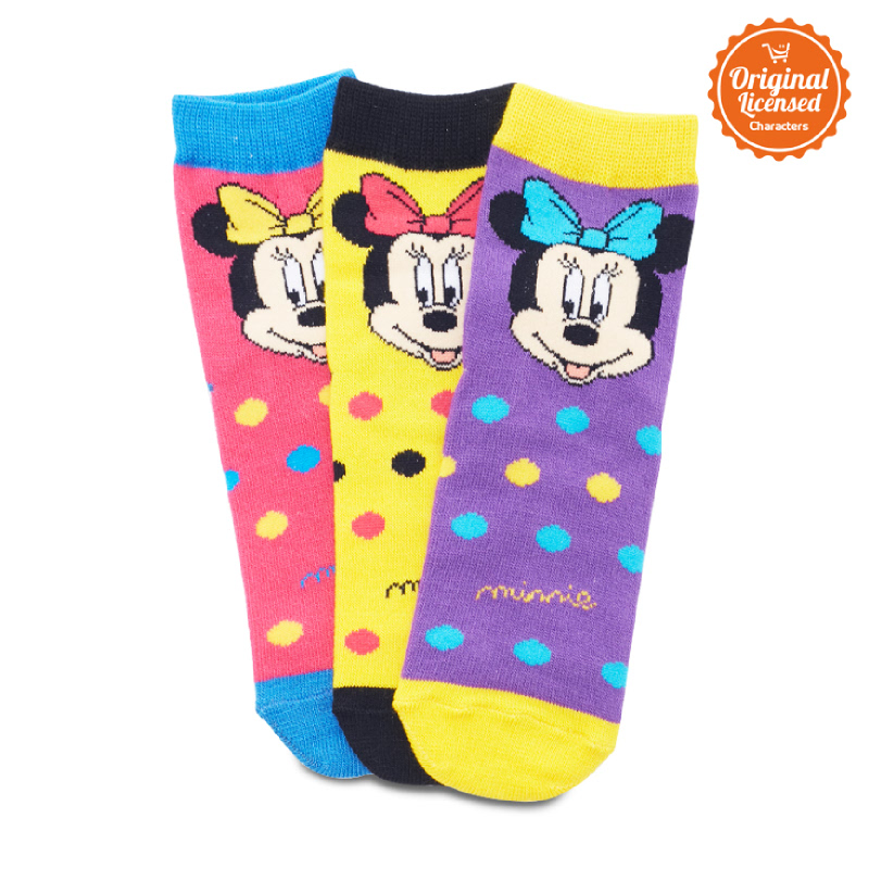 Mickey and Friends Sock Kids 2-4 Tahun NN8GN004