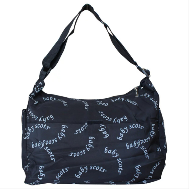 Baby Scots PlatinumScots Mommy Bag 051MB051 Black