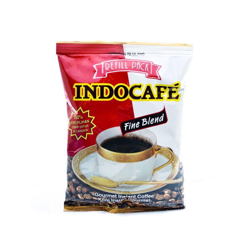 Indocafe Fine Blend Refill 100 Gr.