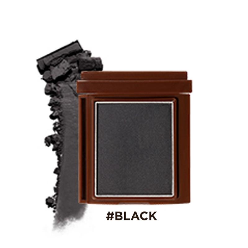 16brand Brickit Shadow Matt Line - Black