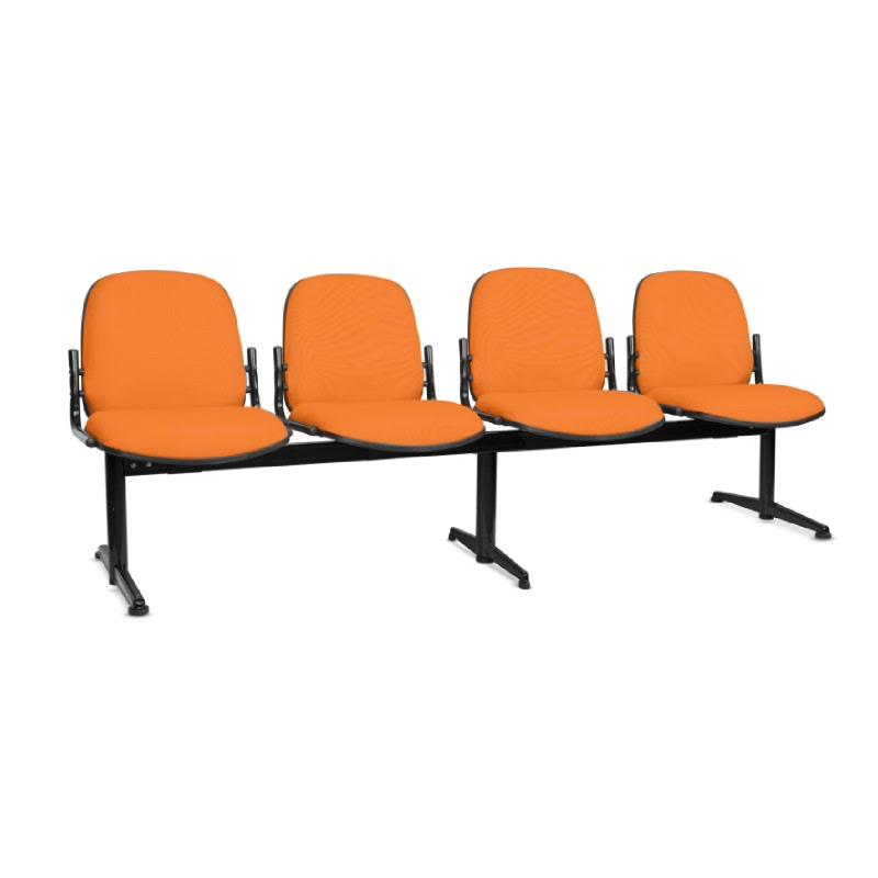 HighPoint Kursi Tunggu HP Series - HP418 Lucky Orange