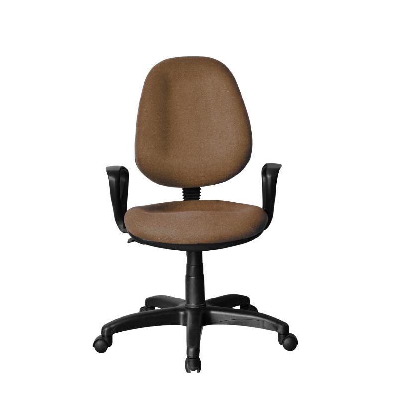 HighPoint Kursi kerja kursi kantor BK Series - BK26 Café Brown