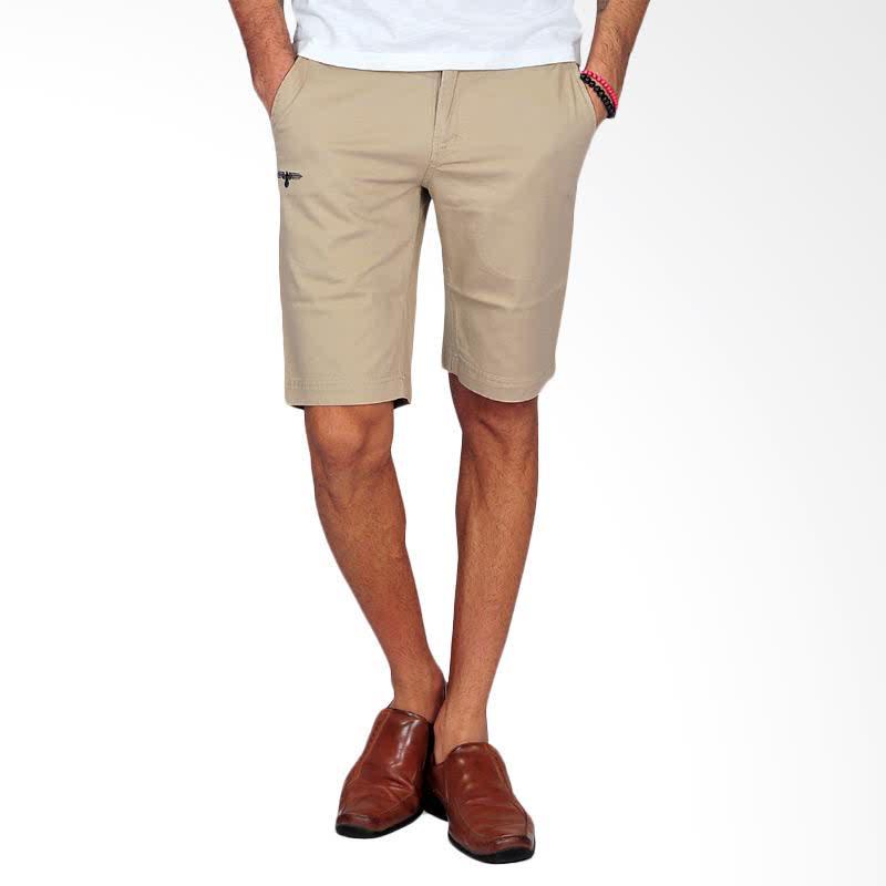 Maxwell Mens Shorts - Brown