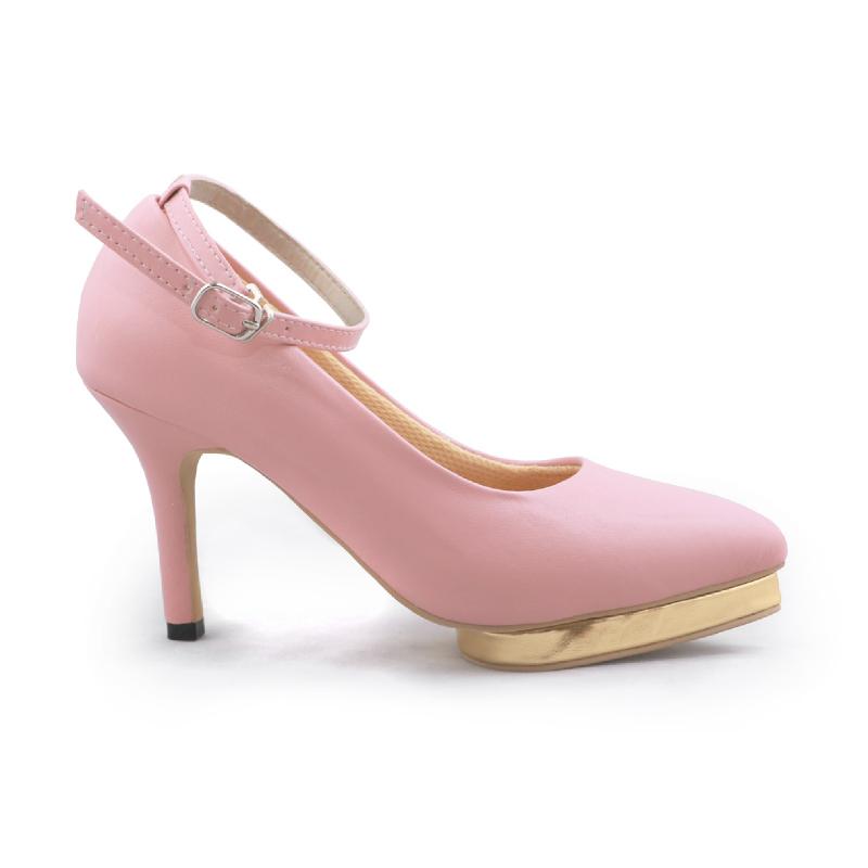 Alivelovearts Heels Athens Pink