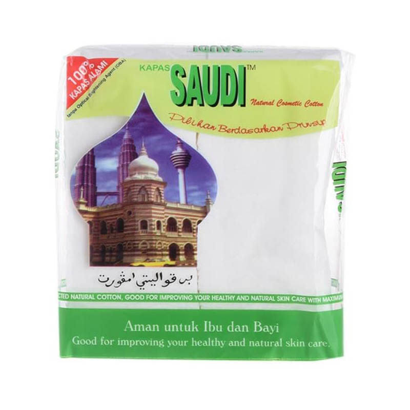 Saudi Kapas Mesin 35 Gr