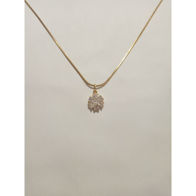 Ballin - Women Necklace FF N0019G Gold