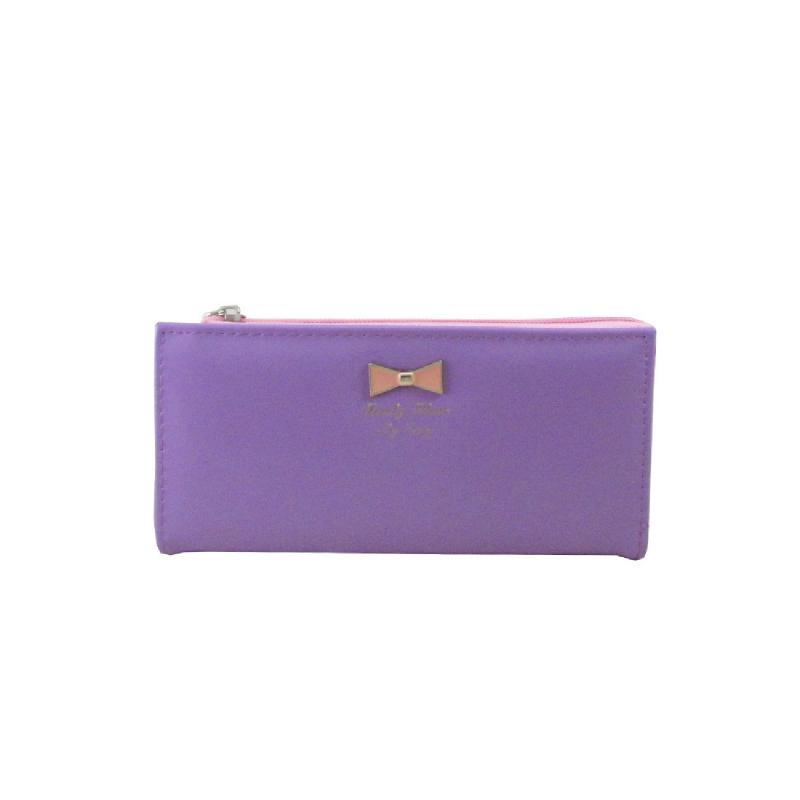 LnC Ketty Wallet - Purple