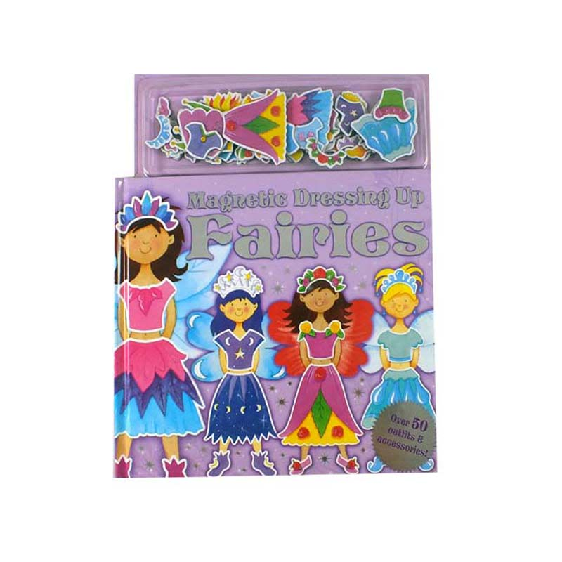 Magnetic Dressing Up - Fairies