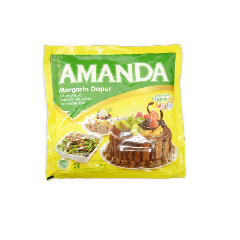 Amanda Margarine Dapur 200Gr