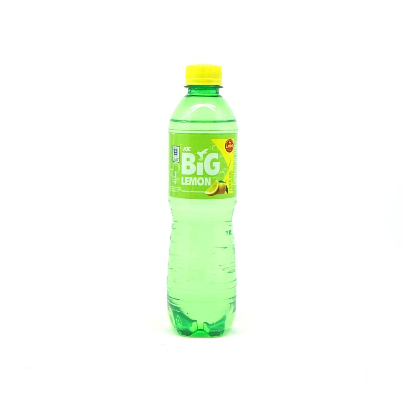Big Cola Lime Pet 425Ml