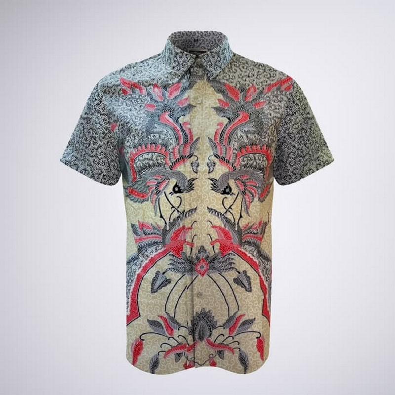 Arthesian Kemeja Batik Pria  Harith Batik Printing