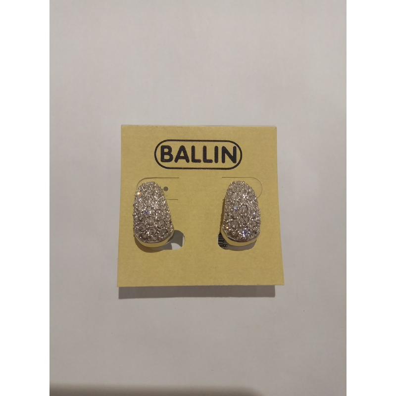 Ballin Women Earing GD-E22367S Silver