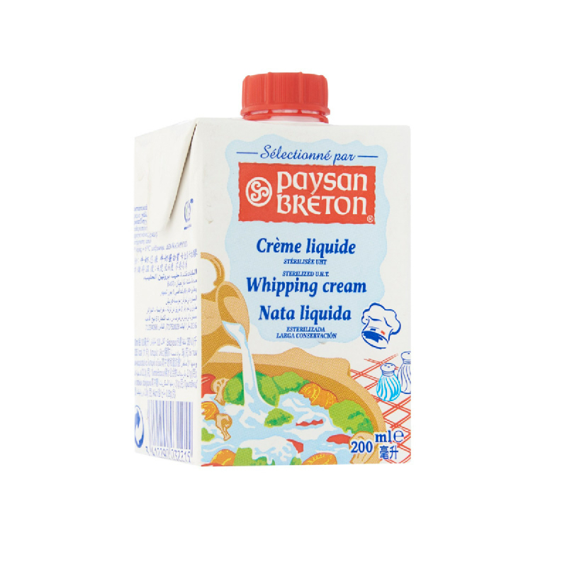 Paysan B Uht Cream 35.2% 20Cl