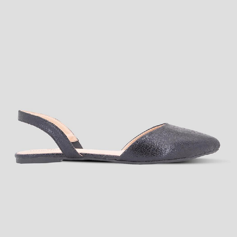 The Little Things She Needs Flat Shoes Kadisha Black