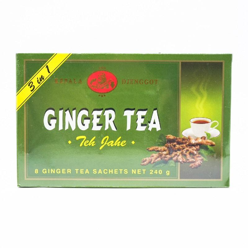 Kepala Djenggot Ginger Tea 240 Gr