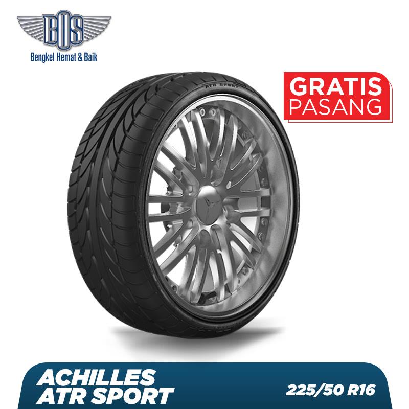 Achilles Ban Mobil  ATR Sport - 225-50 R16 96V XL - GRATIS JASA PASANG DAN BALANCING