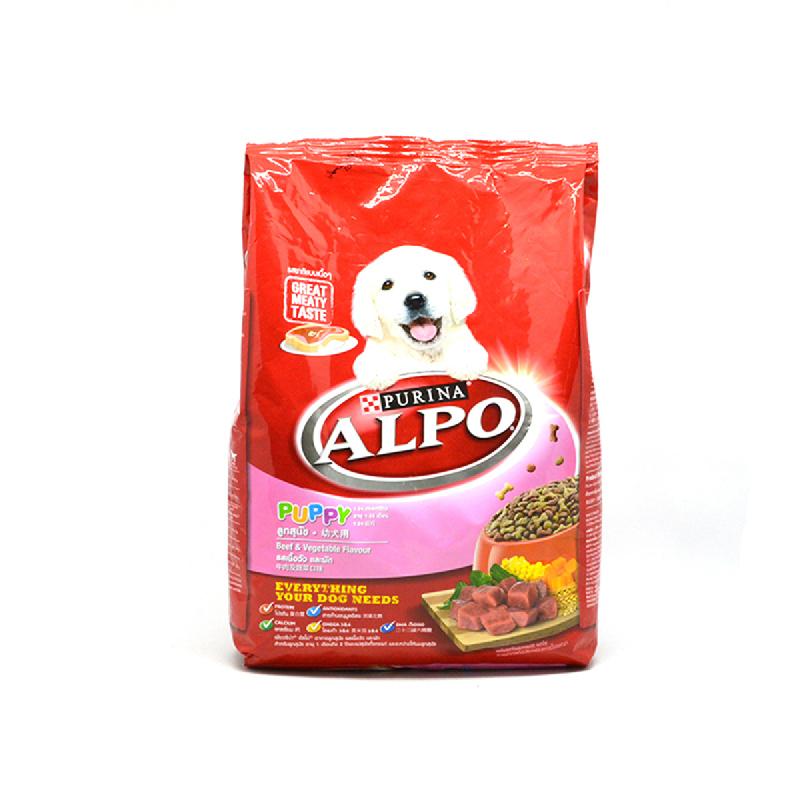 Alpo Puppy Beef+Veg+Mes 1,3 Kg